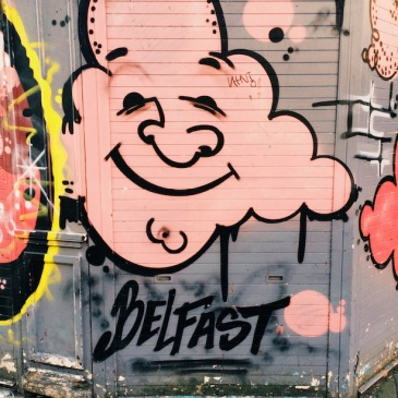 Belfast Streetart